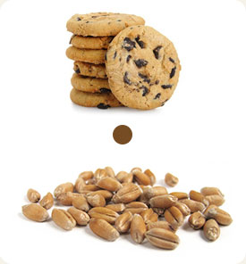 SRW is versatile weak-gluten wheat with excellent milling and baking characteristics for cookies, crackers, pretzels, pastries and flat breads.